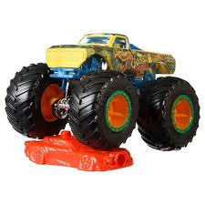 100 Hot Wheels Monster Truck Toys HOT WHEELS MONSTER TRUCKS 164 ASSORTED STYLES Shop For