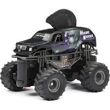 New Bright Monster Jam Mohawk Warrior 360-Degree Flip Set - Walmart.com New Bright Rc Monster Jam Truck Grave Digger Toysrus 124 Ff Twin Pack Colors And Styles Rc Trucks Youtube Radio Control 18 Scale W Buy El Toro 115 40mhz Amazoncom Sf Hauler Set Car Carrier With Two Mini Walmartcom 110 24 Ghz Grave Digger Kids Toy