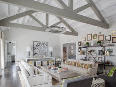 Insulating Cathedral Ceilings Rockwool by The Benefits Of Recycled Denim Insulation Hgtv