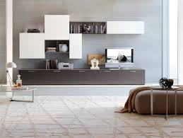 Floating Wall Cabinets Living Room Dark Mocha Floating Wall