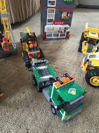 100 Lego City Dump Truck Construction Site Built With 1811473998
