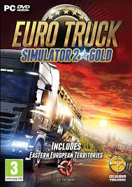 Amazon.com: Euro Truck Simulator 2 Gold (PC CD) (UK): Video Games