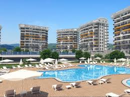 Siberland Olive Garden in Avsallar Apartment for sale in Avsallar