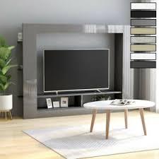 details zu tv schrank spanplatte modern wohnwand medienwand anbauwand wohnzimmer farbwahl