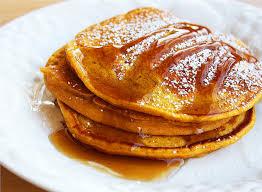 Easy Healthy Pumpkin Pancake Recipe by Pumpkin Spice Pancakes