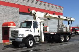 100 Used Freightliner Trucks 23 Ton National 8100D 6x6 Truck