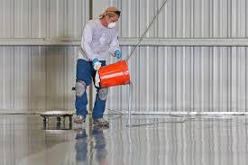 Quikrete Garage Floor Epoxy Clear Coat by Epoxy System Vs Densifier In A Garage Concrete Sealer Reviews