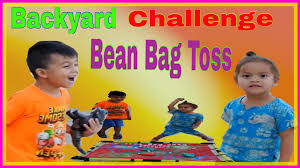 Toys Review Back Yard Challenge Bean Bag Toss Kids Playtime So Much Fun