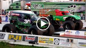 100 Tmnt Monster Truck Drag Race Grave Digger Vs Teenage Mutant Ninja