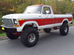 100 Ford 4x4 Trucks For Sale 1979 F150 44 Pickup Truck And Van