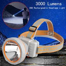 aliexpress buy usb rechargeable 3000 lumens led headl