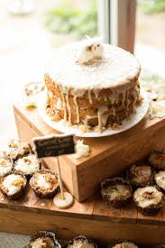 Crystals Wedding With Paleo Carrot Cake By WickedGoodKitchen