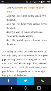 Home Remedies To Unclog A Bathroom Sink by Get 20 Unclog Bathroom Sinks Ideas On Pinterest Without Signing