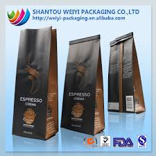 Kopi Luwak Tin Tie Coffee Bags Plastic Bean