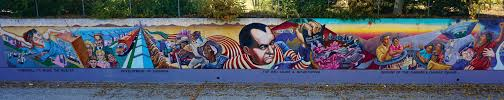 Chicano Park Murals Meanings by Concrete History Chicana Muralist Judith F Baca Goes From The