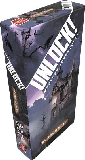 Unlock! The House On the Hill Traditional Board Game