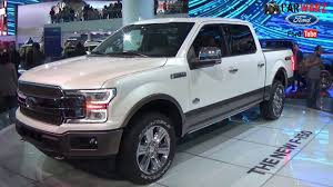 2018 Ford F 150 King Ranch Interior