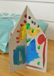 9 Best Houses Images On Pinterest Preschool Crafts For Kids And