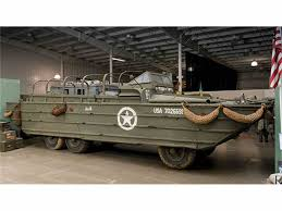 1942 GMC DUKW353 Amphibious For Sale | ClassicCars.com | CC-966262 Amphibious Vehicle On Land Stock Photos Gallery Searoader Specialist Vehicles Littlefield Collection Sale To Offer A Menagerie Of Milita Your First Choice For Russian Trucks And Military Vehicles Uk Dutton Mariner Car Amphib Amphicar Twin Jet Diesel Ebay And Water Suppliers Hydratrek 6x6 Youtube Coming August 2013 Dukw Truck Kit Brickmania Blog 1943 Wwii By Gmc For Sale Vehicle Duck Homepage Pinterest Larc About Home