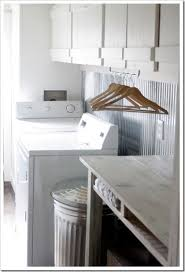 Farmhouse Style Laundry Room On A Budget
