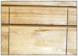 facade meuble cuisine facade meuble cuisine bois brut