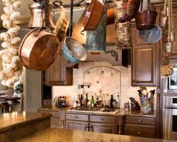 Country Cool Decor Italian Rustic Kitchen
