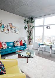 Grey Yellow And Turquoise Living Room by Living Room Ideas Turquoise Red Yellow