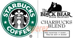 Starbucks Has Been Suing Them For Years Over Black Bears Charbucks Roast Which