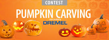 Dremel Pumpkin Carving Set by Pumpkin Carving Contest 2016