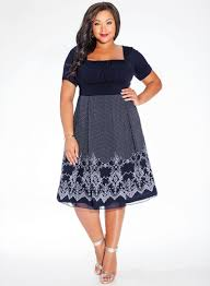 hayleigh dress in midnight blue plus size wedding guest
