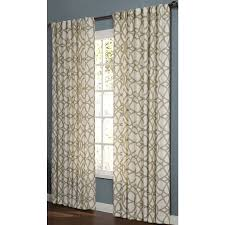 Curtains for Family Room Shop allen roth Oberlin 84 in L