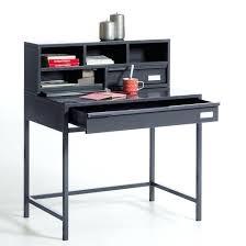 bureau gris laqué bureau gris laque bureau mactal hiba la redoute interieurs bureau