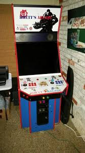 4 Player Arcade Cabinet Dimensions by Build A Home Arcade Machine Game Room Solutions