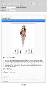 PrestaShop Ebay Module Preview Description Template