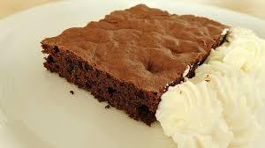saftiger schokoladenkuchen vom blech