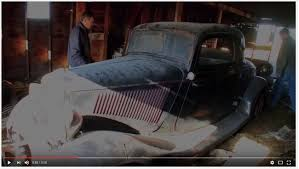 Check Out This Amazing 1934 Ford Barn Find - Part 1 - The Flat ... Ford Thunderbird Barn Find Album On Imgur Barn Find 1 Of 223 1968 Shelby Gt350 Hertz Rental Cars Automotive American 1932 Five Window Weathered Drag Car Rat Rod 18 1935 Phaeton The Flathead Fun Roadster Httpbarnfindscomflathead In Since 65 1929 Model A 1928 Tudor Fresh From Down Under Rarity 193334 Ute Httpbarnfinds Hamb Owners Website Tissington Homeaway Bradbourne
