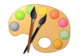 Paint Palette Icon Page Free Download Brush Color Colors Design Painter Painting Home