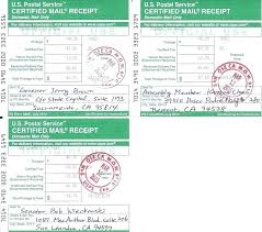 How Much To Send A Certified Letter With Return Receipt Image Titled