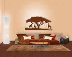 wohnzimmer afrikanisch dekorieren ideen living room decor