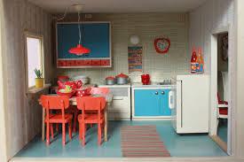 60s Kitchen Kuche