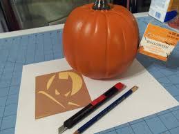 Pumpkin Carving Tool Kit Walmart by Diy Friday Carved Craft Pumpkin Set To Stunning