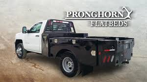 Pronghorn Flatbeds – Quality Truck Beds From BGSales.
