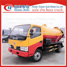 Dongfeng Mini New Sewage Cesspit Emptier Truck On Sale - Buy Cesspit ...