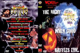 Halloween Havoc 1998 Hogan Vs Warrior by Wcw Wwf Old