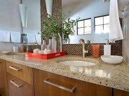 Bathroom Countertop Materials Pros And Cons by Best Bathroom Countertop Materials Remodel Ideas Home