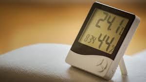 die optimale luftfeuchtigkeit im schlafzimmer