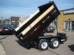 100 J And J Truck Bodies 2017 Dump Trailer 6ft W X 10ft L Dump Body Scarborough