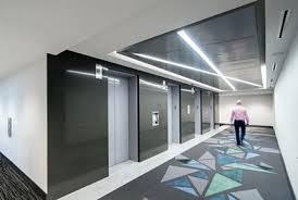 Lobby Office Design Elevator Law Reception Area Ideas