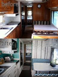 Before After Updated Travel Trailer I Love The Tree Wallpaper