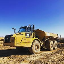 100 Haul Truck My New To Me Cat Haul Truck Construction